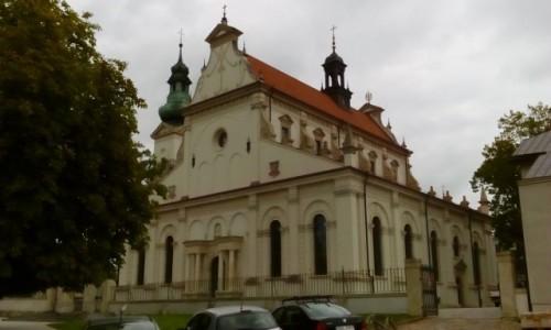 Zdjęcie POLSKA / Zamojszczyzna / Zamość / Zamość - katedra
