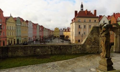 Zdjęcie POLSKA / Dolny Śląsk / Bolesławiec / rynek