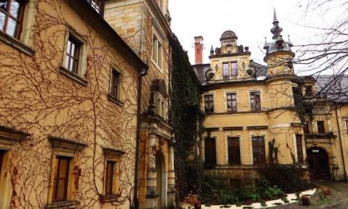Zdjecie POLSKA / Dolny Śląsk / Kliczków / zamek w Kliczkowie