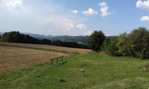 Zdjecie POLSKA / dolnośląskie / Janowice Wielkie / widok z Browaru Miedzianka