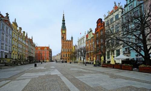 Zdjecie POLSKA / Pomorskie  / Gdańsk / W samo południe