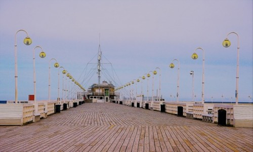 Zdjęcie POLSKA / Pomorskie / Sopot / Molo