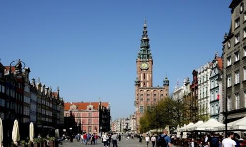 Zdjecie POLSKA / pomorskie / Gdańsk / Ulica