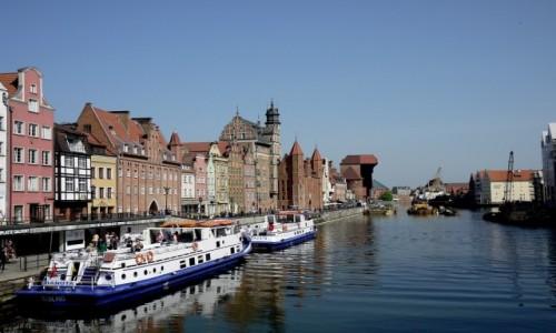 Zdjecie POLSKA / pomorskie / Gdańsk / W porcie