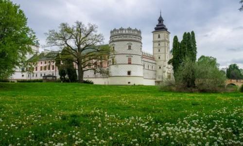 Zdjecie POLSKA / Podkarpackie / Krasiczyn / Zamek w Krasiczynie
