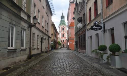Zdjęcie POLSKA / wielkopolskie / Poznań / Spacer po poznańskich ulicach
