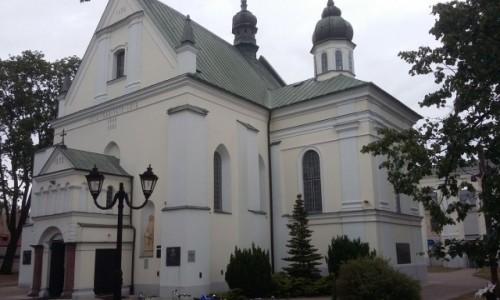 Zdjecie POLSKA / Biała Podlaska / Biała Podlaska / Kościół św. Anny