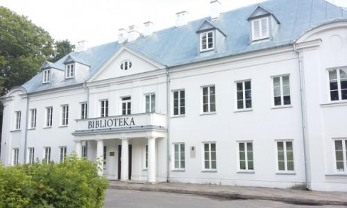 Zdjecie POLSKA / Biała Podlaska / Biała Podlaska / Biblioteka - dawny Urząd Miasta