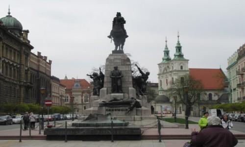 Zdjecie POLSKA / Kraków / Kraków / Grunwald