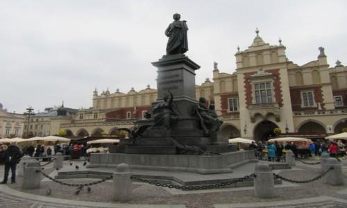 Zdjecie POLSKA / Kraków / Kraków / Mickiewicz