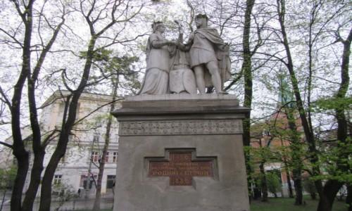 Zdjecie POLSKA / Krakow / kraków / Unia z Litwą 1386