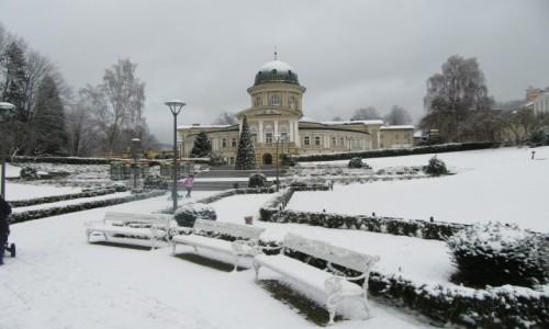 Zdjecie POLSKA / Lądek Zdrój / Lądek Zdrój / Dom Zdrojowy Mieszko w Lądku Zdroju