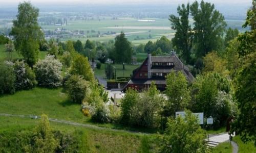 POLSKA / opolskie / Góra Świętej Anny / Widok z Góry Św. Anny