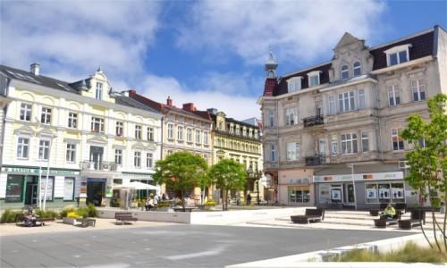 Zdjęcie POLSKA / zachodniopomorskie / Świnoujście / Plac Wolności w Świnoujściu