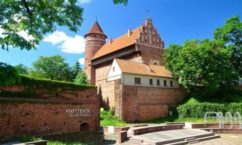 Zdjęcie POLSKA / warmińsko-mazurskie / Olsztyn / Zamek Kapituły Warmińskiej w Olsztynie