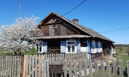 POLSKA / Podlasie / Soce / Kraina Otwartych Okiennic