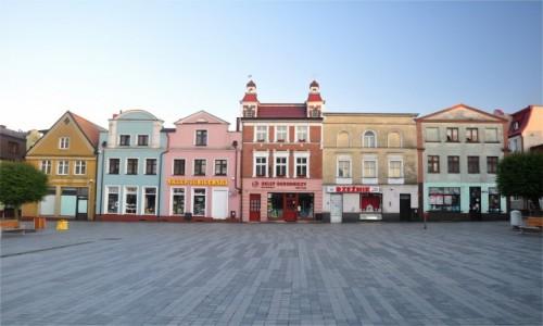 Zdjecie POLSKA / pomorskie / Puck / Na Rynku w Pucku