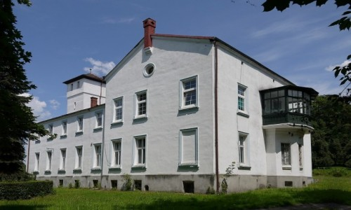 Zdjecie POLSKA / opolskie / Steblów / Pałac w Steblowie