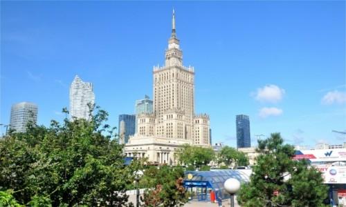 Zdjecie POLSKA / mazowieckie / Warszawa / Centrum Warszawy