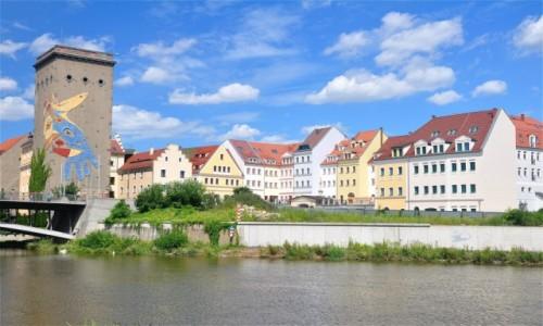 Zdjecie POLSKA / dolnośląskie / Zgorzelec / Widok na Zgorzelec