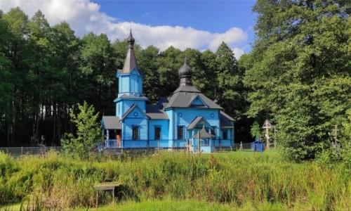 POLSKA / podlaskie / Koterka / Cerkiew w Koterce
