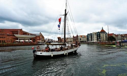 Zdjecie POLSKA / Pomorze / Baltic Sail Gdańsk 2020 / Powrót do portu