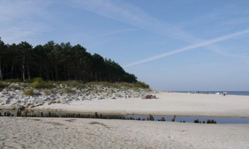 POLSKA / pomorskie / Karwia / Plaża w Karwi
