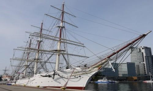 POLSKA / pomorskie / Gdynia / Dar Pomorza