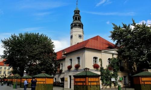 Zdjecie POLSKA / województwo lubuskie / Zielona Góra / Ratusz z XVI wieku