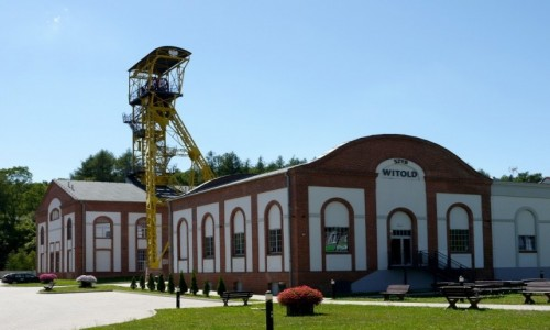 Zdjecie POLSKA / dolnośląskie / Boguszów- Gorce Zachód / Szyb Witold, obecnie muzeum.