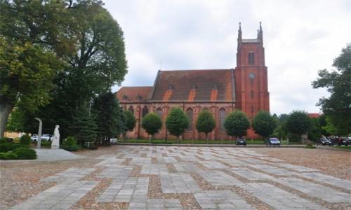 Zdjęcie POLSKA / lubuskie / Dobiegniew / Kościół w Dobiegniewie