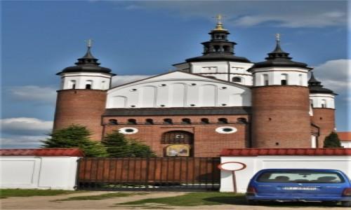 Zdjecie POLSKA / Podlasie / Supraśl / Supraśl, cerkiew obronna