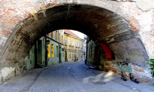 Zdjęcie POLSKA / lubelskie / Lublin / Rzut oka na Rybną.