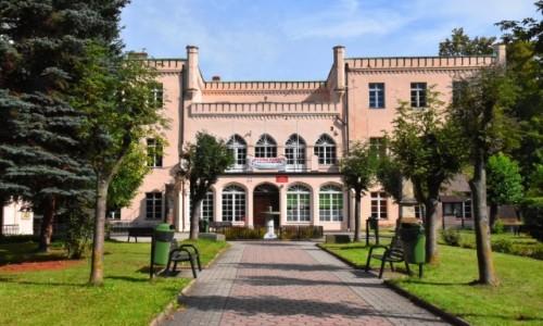Zdjecie POLSKA / województwo dolnośląskie / Mysłakowice / Pałac w Mysłakowicach