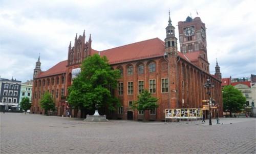 Zdjecie POLSKA / kujawsko-pomorskie / Toruń / Ratusz Staromiejski w Toruniu