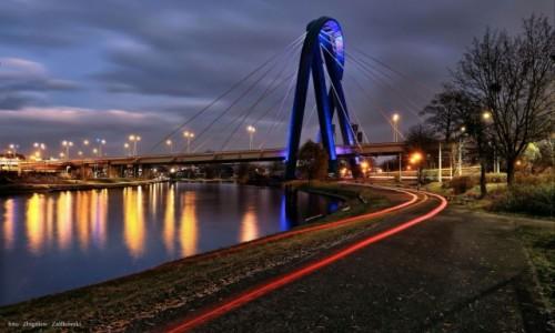 POLSKA / kujawsko-pomorskiego / Bydgoszcz / Most Uniwersytecki