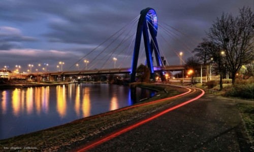 Zdjecie POLSKA / kujawsko-pomorskiego / Bydgoszcz / Most Uniwersytecki