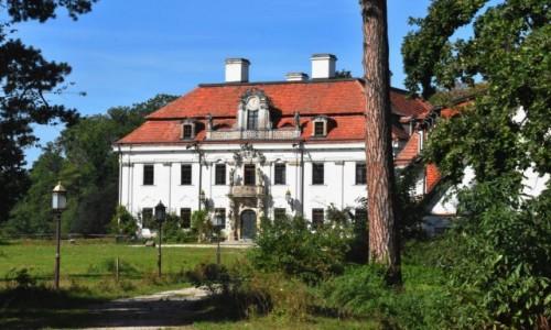 POLSKA / województwo dolnośląskie / Krasków / Pałac w Kraskowie