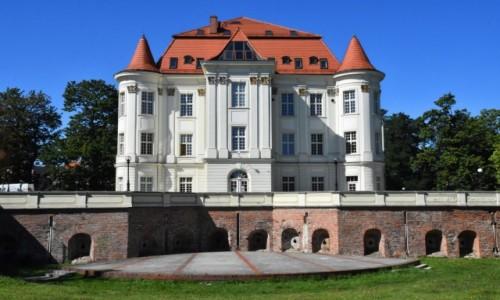 Zdjęcie POLSKA / województwo dolnośląskie / Wrocław / Zamek w Leśnicy