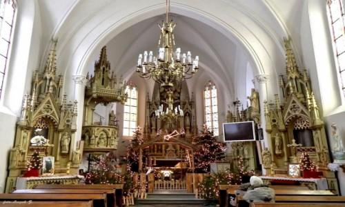 Zdjecie POLSKA / Kujawsko - Pomorskie. / Jabłonowo Zamek. / Jabłonowo Pomorskie - kościół św. Wojciecha.