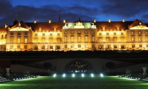 POLSKA / Mazowsze / Warszawa / Royal Castle