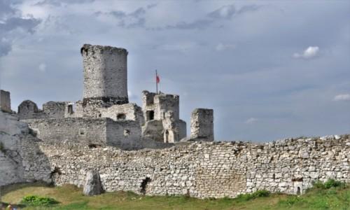 Zdjecie POLSKA / Małopolska / Ogrodzieniec / Ogrodzieniec, zamek