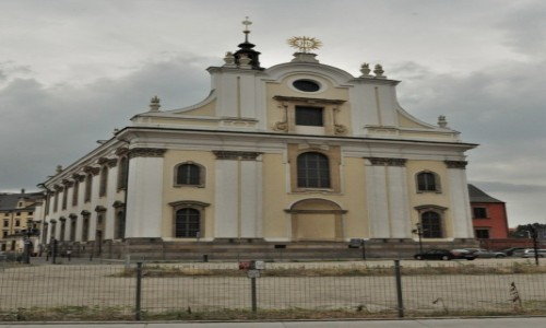 POLSKA / Dolny Śląsk / Wrocław / Wrocław, kościół akademicki