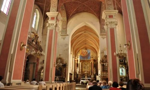 Zdjecie POLSKA / Śląsk Opolski / Opole / Opole, kościół franciszkański