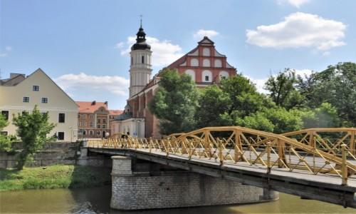 POLSKA / Śląsk Opolski / Opole / Opole, kościół franciszkański