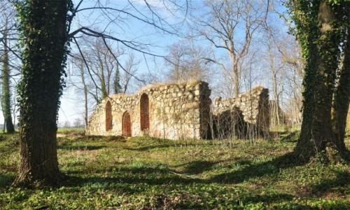 Zdjecie POLSKA / zachodniopomorskie / Radaczewo / Ruiny kościoła w Radaczewie