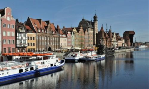 POLSKA / Pomorze / Gdańsk / Gdańsk