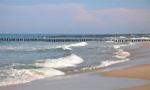 POLSKA / pomorskie / Chałupy / Plaża w Chałupach