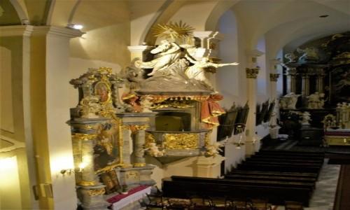 Zdjecie POLSKA / Śląsk Opolski / Głogówek / Głogówek, kościół franciszkański