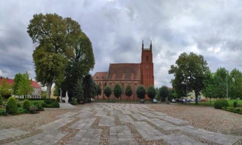 Zdjecie POLSKA / lubuskie / Dobiegniew / Kościół w Dobiegniewie